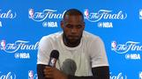 'Being black in America, it's tough,' says LeBron after racial slur incident