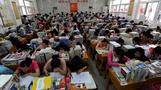 Forty years of China's grueling college exam