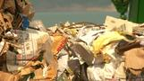 Hong Kong waste paper mounts amid China ban