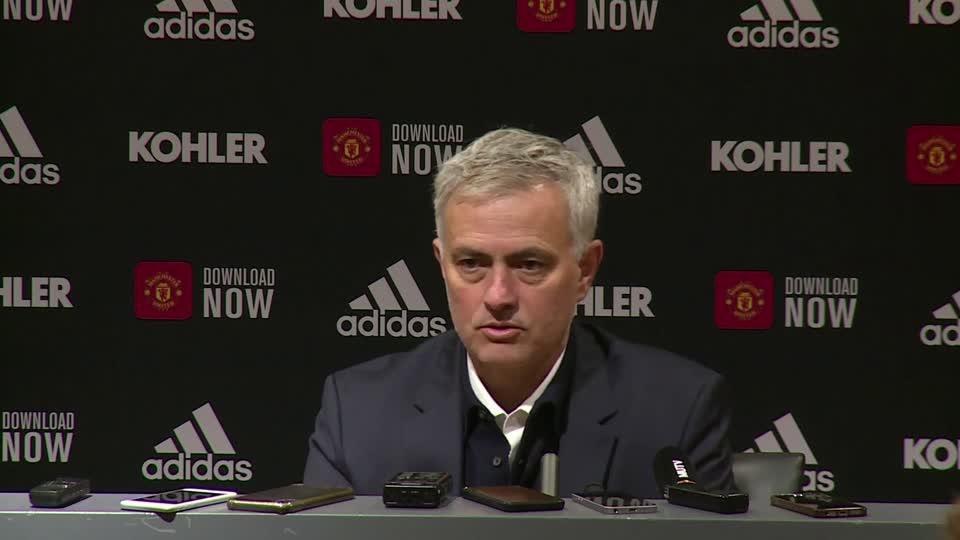 Rashford double as United spoil Mourinho's return