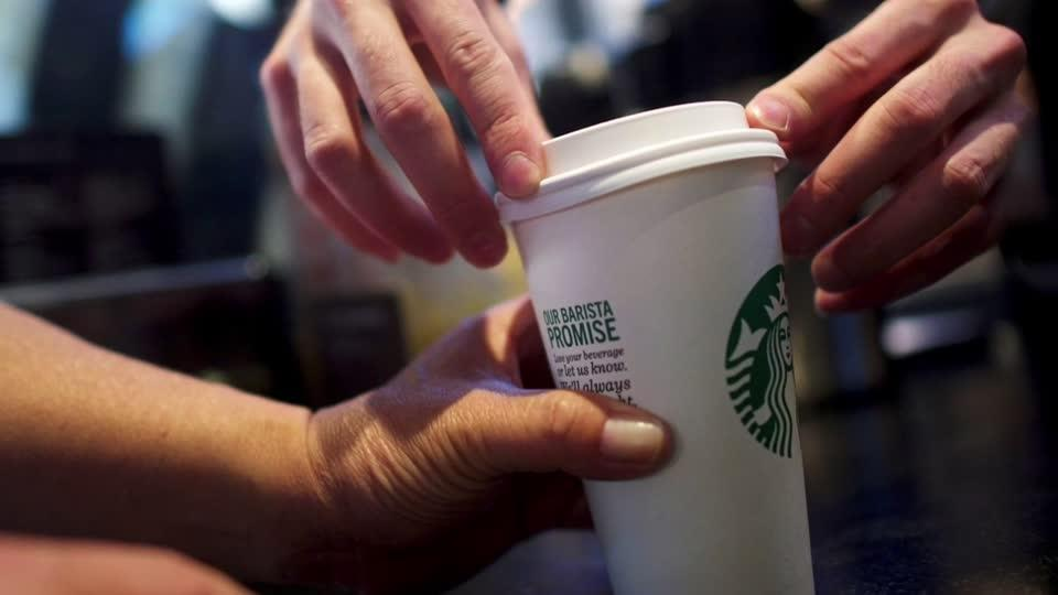 Starbucks eyes less waste, reusable packaging