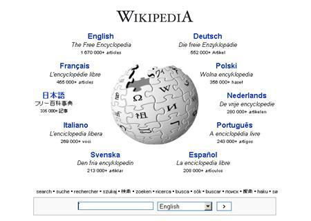 A screenshot of Wikipedia.com, taken on March 15, 2007. The word wiki, born on the Pacific Island of Hawaii, finally got an entry into the latest edition of the online Oxford English Dictionary (OED) along with 287 other new words. REUTERS/www.wikipedia.com