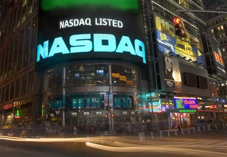 The NASDAQ MarketSite in Times Square in a photo courtesy of the company. Nasdaq Stock Market Inc. on Thursday named former Congressman Michael G. Oxley, co-author of the Sarbanes-Oxley securities legislation, as nonexecutive vice chairman. REUTERS/Handout