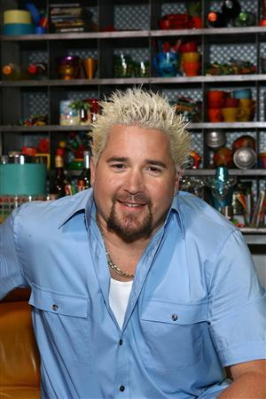 Chef Guy Fieri's career started at age of 10 when he sold soft pretzels from a bicycle cart and it hasn't stopped since then.