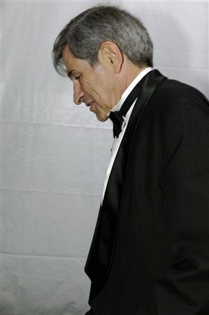 World Bank President Paul Wolfowitz arrives for a party following the annual White House Correspondents' Association dinner in Washington April 21, 2007. A special committee looking into Wolfowitz breached rules by approving a promotion for his girlfriend has declined to meet with his lawyer, raising concerns it is rushing to judgment, the lawyer said on Tuesday. REUTERS/Jonathan Ernst/Files
