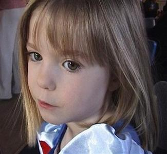 Three-year-old Madeline McCann in seen in this undated photograph released May 4, 2007. McCann may have been kidnapped from her bed in a Portuguese beach resort while her parents dined nearby, family friends and a police source said on Friday. REUTERS/Handout