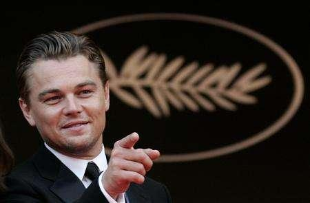 Leonardo DiCaprio arrives for a gala screening of ''The 11th Hour'' at the 60th Cannes Film Festival May 19, 2007. REUTERS/Yves Herman