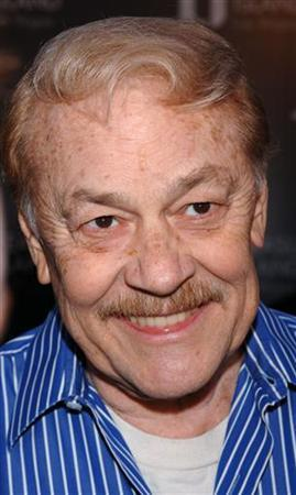 Los Angeles Lakers owner Jerry Buss arrives for the second annual Las Vegas Casino Night to benefit the Los Angeles Lakers Youth Foundation in Santa Monica, California in this April 14, 2005 file photo. Buss was arrested near San Diego on Tuesday on suspicion of drunk driving, authorities said. REUTERS/Jim Ruymen