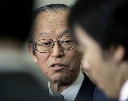 6月22日、尾身幸次財務相、為替はファンダメンタルズを反映すべきとの認識示す。1月撮影(2007年 ロイター/Yuriko Nakao)