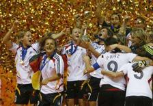 <p>Alemanha comemora vitória sobre Brasil. Photo by Nir Elias</p>