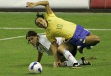 <p>Brasil perde, e Alemanha é bicampeã da Copa feminina. Photo by Aly Song</p>