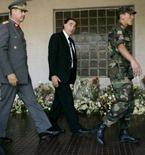 <p>Foto de arquivo de Augusto Pinochet Hiriart, filho do ditador chileno Augusto Pinochet. Parentes e ex-colaboradores do falecido ditador chileno Augusto Pinochet foram presos para serem julgados pelo suposto desvio de verbas públicas para contas secretas no exterior. Photo by Ivan Alvarado</p>