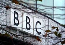 <p>Logo da BBC em Londres. A BBC, rede pública britânica de rádio e TV, deve demitir mais de 2.000 funcionários, o que representa mais de 12 por cento do total, informou o jornal londrino Financial Times nesta terça-feira. Foto do Arquivo. Photo by Toby Melville</p>