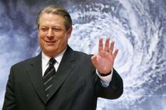 <p>O ex-presidente norte-americano Al Gore e o comitê de clima da Organização das Nações Unidas (ONU) ganharam o Prêmio Nobel da Paz de 2007 por seu trabalho de conscientização sobre a ameaça do aquecimento global. Photo by Kiyoshi Ota</p>