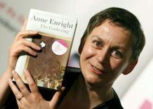 <p>Dublinense Anne Enright recebe prêmio literário Man Booker em Londres. A dublinense Anne Enright recebeu o prêmio Man Booker, um dos troféus de maior prestígio do mundo literário, por sua áspera saga familiar irlandesa 'The Gathering'. 16 de outubro. Photo by Toby Melville</p>
