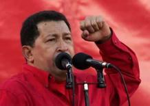 <p>O presidente venezuelano, Hugo Chávez, informou na noite de domingo que um grupo de líderes da guerrilha colombiana Farc e um emissário do governo francês estão na Venezuela para iniciar as negociações sobre um acordo humanitário na Colômbia. Photo by Francesco Spotorno</p>