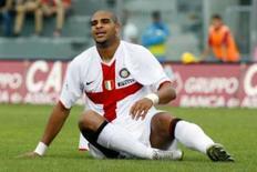 <p>Foto de arquivo do atacante brasileiro da Inter de Milão Adriano. Photo by Giampiero Sposito</p>