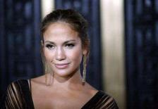 <p>Jennifer López confirma gravidez em show. A cantora e atriz Jennifer López encerrou semanas de especulações e confirmou que está grávida. Foto do Arquivo. Photo by Eric Thayer</p>