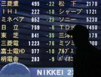 <p>As bolsas de valores da Ásia tiveram forte alta nesta segunda-feira, cortando perdas de quatro sessões seguidas de quedas. Os negócios foram motivados por força nas vendas do varejo dos Estados Unidos. Photo by Michael Caronna</p>