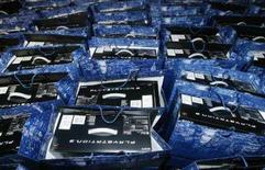 <p>O console de videogames PlayStation 3, da Sony, superou em vendas o Wii, da Nintendo, pela primeira vez em novembro, no Japão, o que gera a perspectiva de que a Sony venha a reconquistar sua liderança no mercado mundial de videogames. Photo by Lucas Jackson</p>