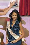 <p>Miss Cina Zhang Zilin incoronata Miss Mondo 2007. REUTERS/ Nir Elias</p>