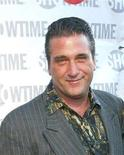 "<p>Actor Daniel Baldwin arrives at the screening of Showtime's ""Our Fathers"" at the Director's Guild Theater in Los Angeles May 10, 2005. A judge has revoked probation and issued an arrest warrant for Baldwin after he failed to appear in court for a progress report on his drug rehabilitation stemming from an arrest last year. REUTERS/Michael Buckner</p>"