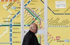 <p>Trasporto pubblico, differito a Roma e Milano sciopero di domani. REUTERS/Max Rossi</p>