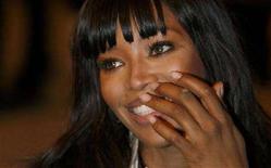 <p>La modella britannica Naomi Campbell. REUTERS/Toby Melville</p>