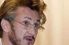 <p>L'attore statunitense Sean Penn. REUTERS/Kimberly White (UNITED STATES)</p>