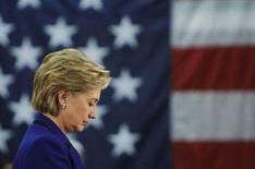 <p>Hillary Clinton, candidata a concorrer à presidência pelos democratas, durante campanha em New Hampshire. A surpreendente volta por cima realizada por Hillary Clinton, nesta semana, na corrida pela Presidência dos EUA fez com que o país saísse à procura de respostas. Photo by Brian Snyder</p>