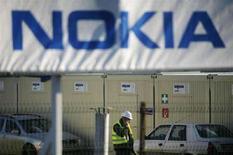 <p>Uno stabilimento Nokia a nordovest di Bucarest. REUTERS/Mihai Barbu</p>