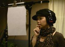 "<p>Taiwan pop star Chang Hui-mei records a song in English called ""Forever Friends"" at a studio in Beijing January 24, 2008. Chang, once banned from performing in China, is hoping she will be chosen to sing at the opening ceremony of the 2008 Beijing Olympics, her past political problems forgiven and forgotten. REUTERS/Grace Liang</p>"