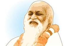 <p>An undated illustration of Maharishi Mahesh Yogi. The Maharishi, the Indian mystic who taught meditation to the West, inspired the anti-materialism of the late sixties and the music of the Beatles, gaining a hold over the era's most influential stars. REUTERS/Graphics</p>