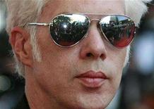 "<p>Director Jim Jarmusch arrives for a gala screening of the film ""Chacun son Cinema"" at the 60th Cannes Film Festival May 20, 2007. REUTERS/Eric Gaillard</p>"