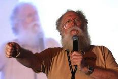 <p>Jon 'Maddog' Hall faz palestra durante a Campus Party, na noite de quinta-feira Photo by Divulgação</p>