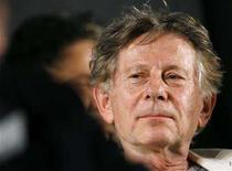 """<p>Polish director Roman Polanski attends a news conference for the film """"Chacun son Cinema"""" at the 60th Cannes Film Festival May 20, 2007. Polish director Roman Polanski attends a news conference for the film """"Chacun son Cinema"""" at the 60th Cannes Film Festival REUTERS/Jean-Paul Pelissier</p>"""