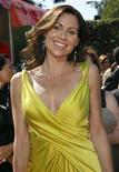 <p>Actress and nominee Minnie Driver arrives at the 59th Primetime Emmy Awards in Los Angeles, California, September 16, 2007. REUTERS/Mario Anzuoni</p>