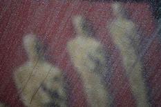 <p>Tapete vermelho levou brilho ao Oscar em ano de filmes sombrios. Os filmes sombrios podem ter sido os destaques do Oscar este ano, mas foi o vermelho ousado e forte que dominou no tapete vermelho da premiação, brilhando em um dia cinzento e chuvoso em Hollywood. 23 de fevereiro. Photo by Mario Anzuoni</p>