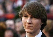 <p>Actor Paul Dano arrives at the 80th annual Academy Awards, the Oscars, in Hollywood February 24, 2008. REUTERS/Lucas Jackson</p>