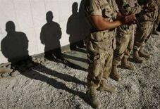 <p>Un'immagine delle truppe canadesi in Afghanistan. REUTERS/Finbarr O'Reilly (AFGHANISTAN)</p>