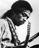 <p>Jimi Hendrix in una foto d'epoca. FSP/CM</p>