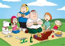 "<p>An undated scene from the television show ""Family Guy."" REUTERS/Fox/Seth MacFarlane/Handout</p>"