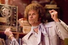 "<p>Will Ferrell in a scene from ""Semi-Pro"". REUTERS/New Line Cinema/Handout</p>"