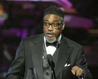 "<p>Kenny Gamble at the 2002 Essence Awards. Three years after The O'Jays were inducted into the Rock and Roll Hall of Fame, the two men who wrote and produced their biggest hit, ""Love Train,"" will be joining them on Monday. REUTERS/Fred Prouser</p>"