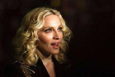 <p>La cantante Madonna in una foto d'archivio. REUTERS/Hannibal Hanschke (GERMANY)</p>