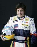 <p>Alonso espera que sua volta à Renault reanime o time. A maioria dos rostos é familiar, mas Fernando Alonso sabe que as coisas estão bem diferentes na Renault desde a sua volta. 13 de março. Photo by Steve Holland</p>