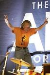 <p>Foto de archivo de Ola Brunkert, ex baterista del grupo sueco ABBA (17-03-08). El ex baterista del grupo de pop sueco de la década de 1970 Abba, Ola Brunkert, fue hallado muerto después de un aparente accidente en el jardín de su casa en Mallorca, dijo el lunes la policía española. Photo by Scanpix/Reuters</p>