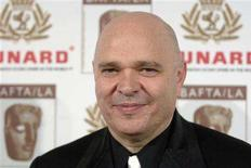 <p>Oscar-winning British film director Anthony Minghella, recipient of the John Schlesinger Britannia Award for Artistic Excellence in Directing, attends the 2006 BAFTA/LA Cunard Britannia Awards held at the Hyatt Regency Century Plaza Hotel in Los Angeles in this November 2, 2006 file photo.REUTERS/Phil McCarten/Files</p>