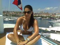 <p>Ashley Alexandra Dupre in a photo from her myspace.com web page dated St. Tropez 2007. The call girl at the center of the Elliot Spitzer sex scandal, watched the potential earnings from her new-found fame drop by $1 million on Tuesday as old nude videos of her emerged. REUTERS/myspace.com</p>