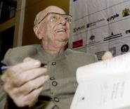 <p>Arthur C. Clarke em janeiro de 2007. Autor de '2001, uma odisséia no espaço', ele morreu aos 90 anos. Photo by Reuters</p>